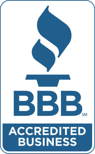 BBB Accredited Business Start With Trust